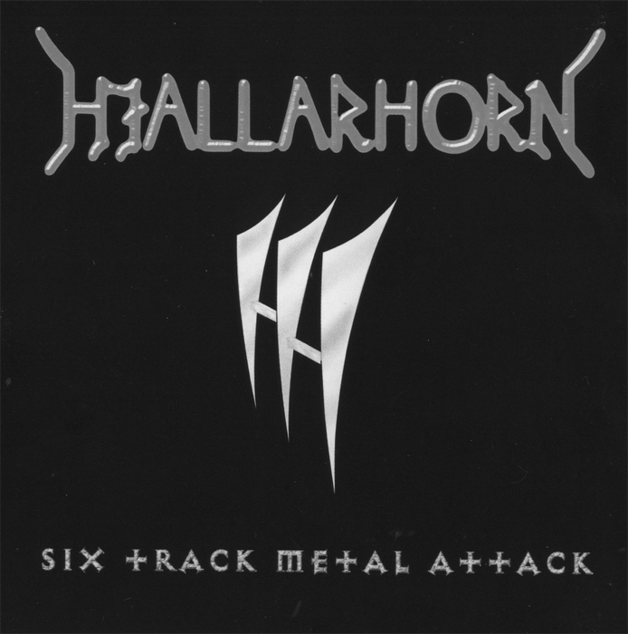 Six Track Metal Attack (2004) EP cover.