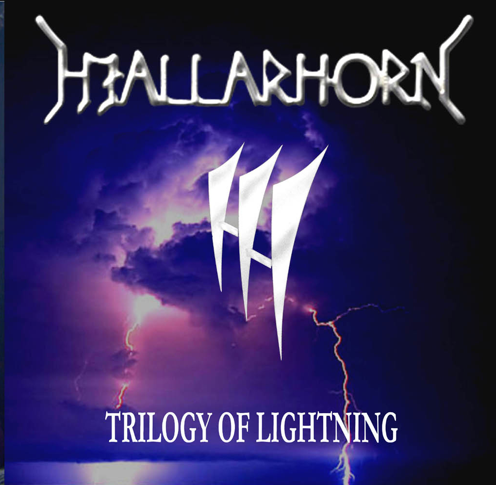Trilogy Of Lightning EP cover.